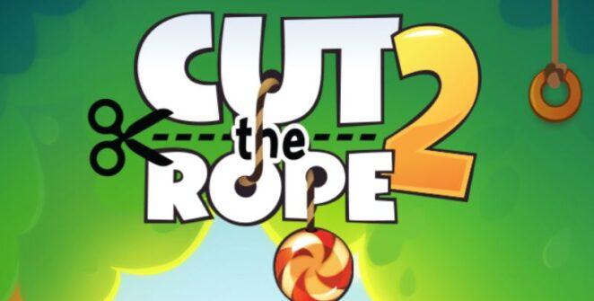 Cut the Rope logo 1 2