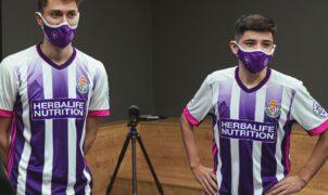 Jugadores del equipo de eSports Pucela Los Zorros