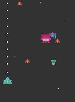 spaceinvaders5 gameplay