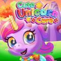 cute unicorn care