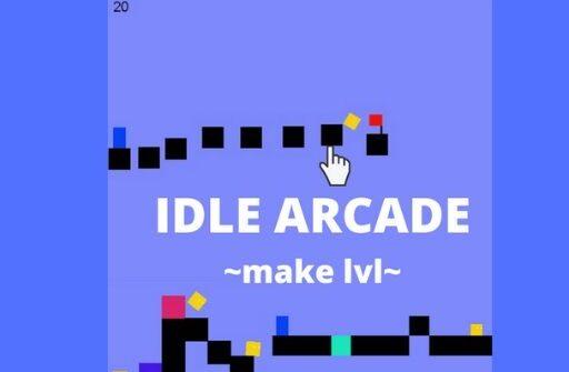 idle arcade make lvl