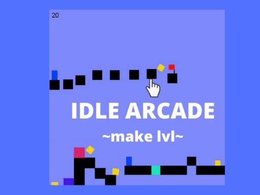 IDLE ARCADE – MAKE LVL