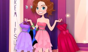 julie dress up