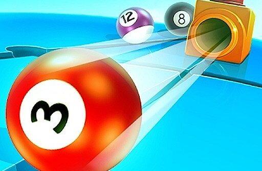 push the ball 3d