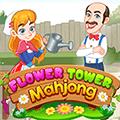 Flower Tower Mahjong
