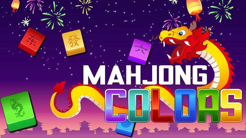Mahjong Colors