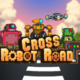 robot cross road