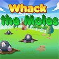 whack the moles
