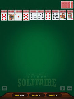 Best Classic Spider Solitaire